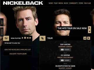 nickelback.com/news