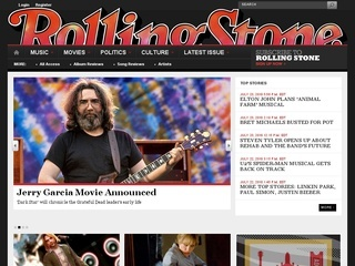 rollingstone.com/music/artists/nickelback